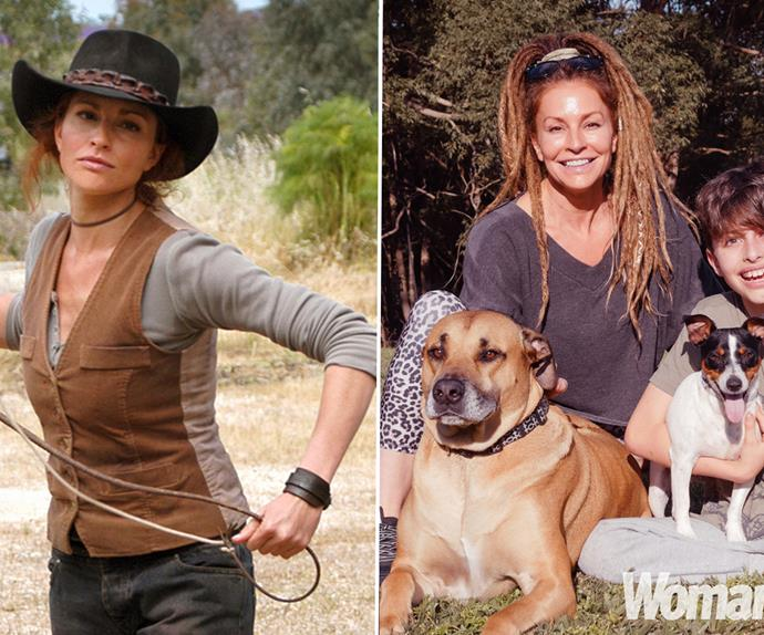 EXCLUSIVE: McLeod's Daughters star Simmone Jade Mackinnon reveals the truth about her life after Drovers Run