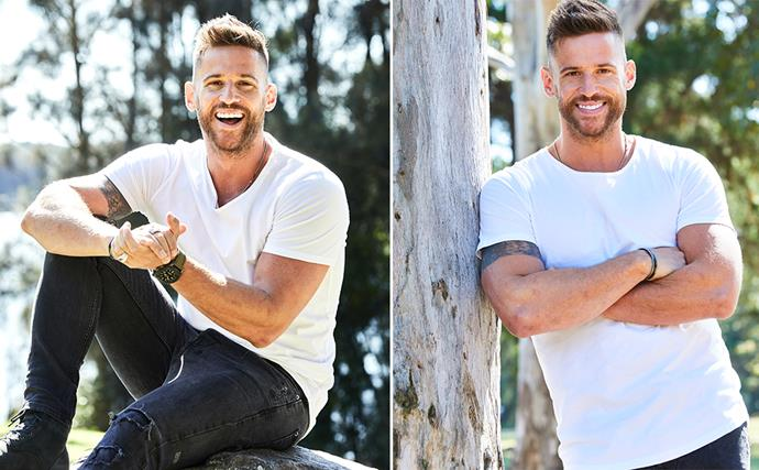 """EXCLUSIVE: """"I'm a different person now"""": How meditation changed Dan Ewing's life and brought him closer to his son"""