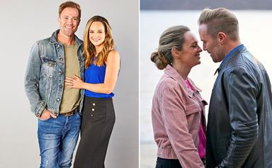"""EXCLUSIVE: """"It felt like a load had been lifted off my shoulder"""" Why Penny McNamee and Ditch Davey left Home and Away"""
