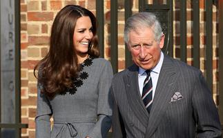 EXCLUSIVE: Grieving Prince Charles leans on Kate Middleton after a 'horrendous' year
