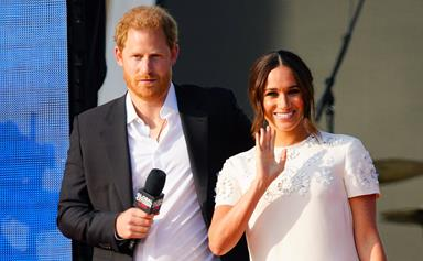 Prince Harry and Duchess Meghan hard at work! All the details you missed from their weekend in New York