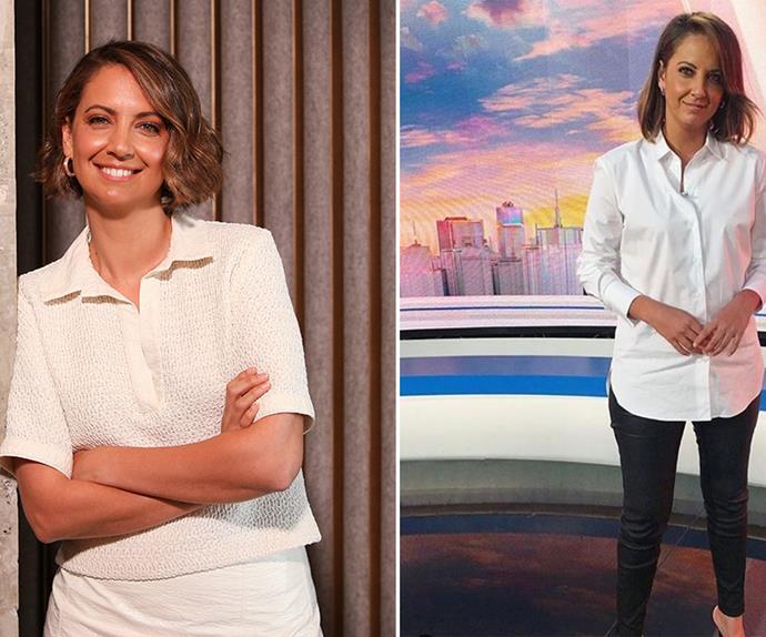 Today Show newsreader Brooke Boney reveals she had her eggs frozen following a break-up