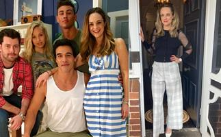 Penny McNamee pens an emotional message as she bids Home and Away farewell after five years on the iconic show