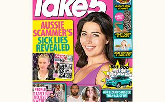 Take 5 Issue 40 Online Entry Coupon