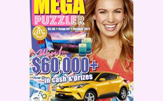 Take 5 Mega Puzzler Issue 69 Online Entry Coupon