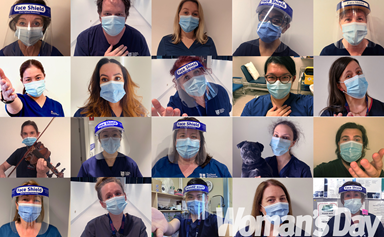 Time To Say Thank You: These hospital frontliners are bringing joy to the world through song