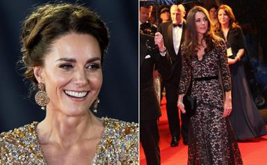 Every time Duchess Catherine has stunned on the red carpet with glamorous gowns and divine accessories