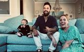 Jules Robinson shares an emotional ode dedicated to her son Oliver as she reflects on his first year