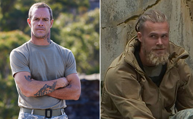 """EXCLUSIVE: What SAS Australia star Koby Abberton really thinks of rival Jett Kenny: """"Two alpha males coming head-to-head"""""""
