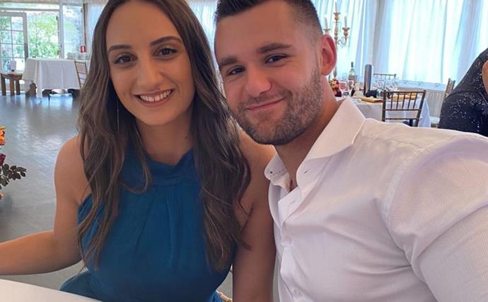 The MasterChef family is growing! 2019 winner Larissa Dominello has announced she is expecting