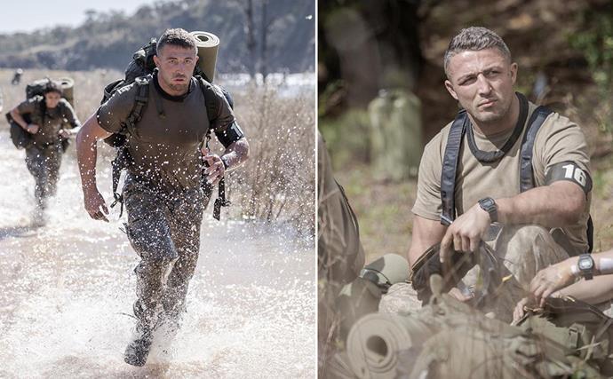 Sam Burgess reveals how prayer got him through the toughest part of SAS Australia