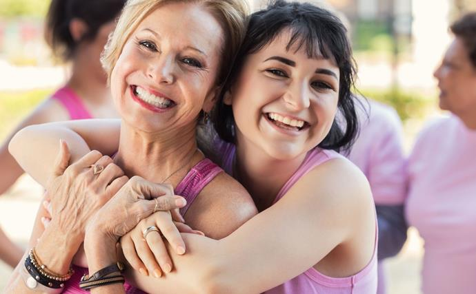Why becoming best friends with your breasts may be the relationship that saves your life