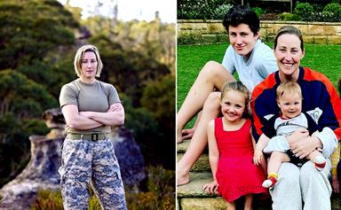 EXCLUSIVE: How Jana Pittman was able to take on the SAS Australia course just six months after having a baby