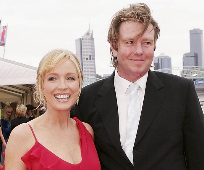 The heartwarming reason Rebecca Gibney's marriage to Richard Bell has lasted almost two decades