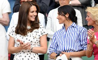 Meghan Markle's touching gift to Kate Middleton after their alleged royal wedding 'spat''