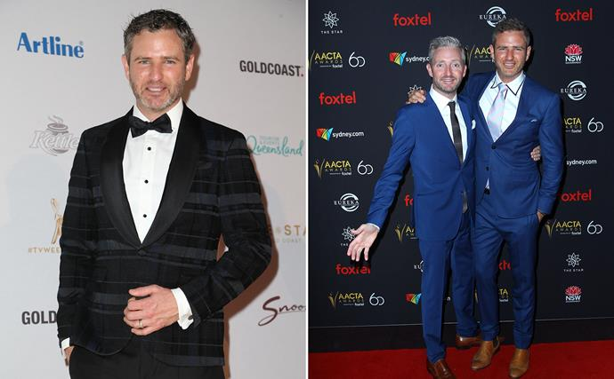 Wentworth actor-turned Big Brother VIP star Bernard Curry has some equally as impressive family members