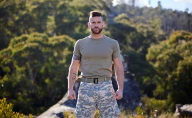 Dan Ewing is brutally reprimanded by the DS on SAS Australia's most explosive interrogation yet