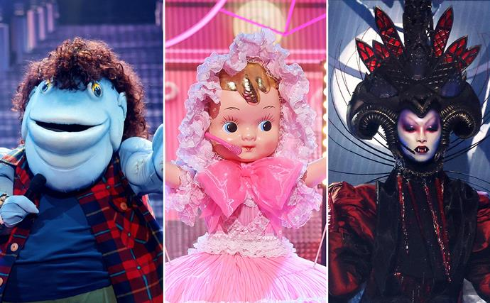 """""""Great yelling Osher Günsberg"""": Twitter reacts to The Masked Singer Australia 2021 finale"""