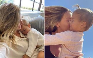 Bumping along nicely! Pregnant Jennifer Hawkins shares an exciting update as she spends precious time with daughter Frankie
