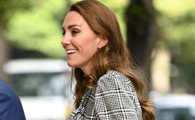 Duchess Catherine proves you can be stylish on any budget in a chic $30 Zara frock