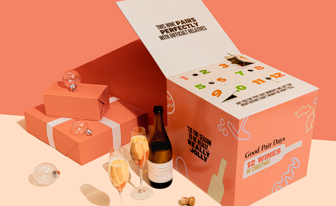 Christmas cheers! Boozy advents calendars are getting us into the festive spirits this season