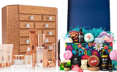 The top 10 beauty advent calendars to get you glowing in the lead up to festive season