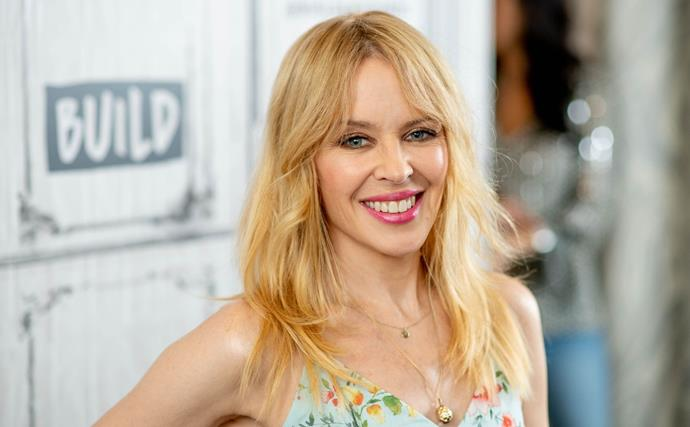 It's official! After 30 years in the UK our girl Kylie Minogue is coming home