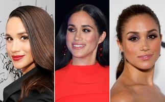 Duchess Meghan's best makeup looks through the years: From dark liner, to bold lips and her signature glowy skin