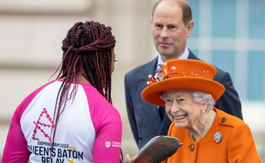 Her Majesty's home! The Queen returns to Buckingham Palace for the first time since the pandemic hit