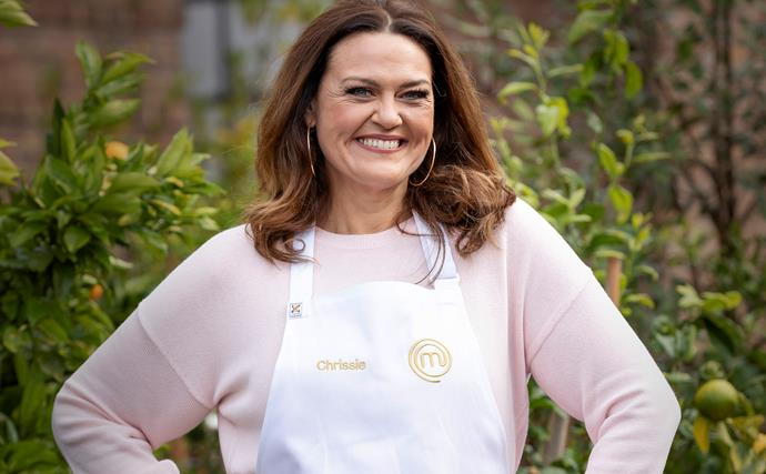 EXCLUSIVE: Chrissie Swan admits she had a crush on a Celebrity MasterChef co-star's famous dad