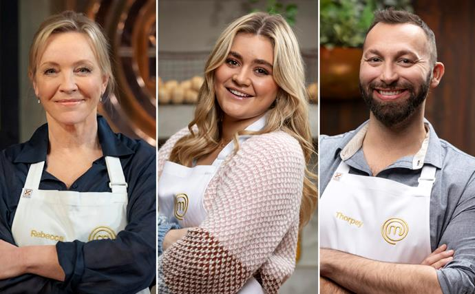 EXCLUSIVE: Celebrity MasterChef contestants Rebecca Gibney, Ian Thorpe and more spill the beans on the new season