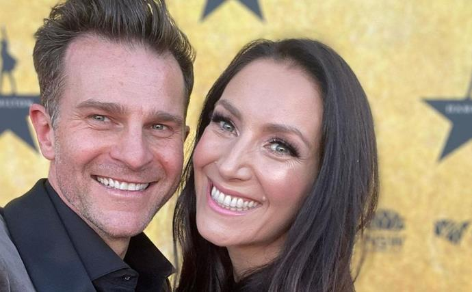 David Campbell pens a loving tribute for his wife as he shares a relatable end of lockdown message