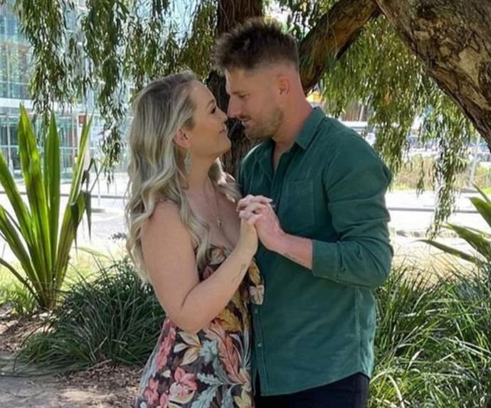 MAFS' Bryce and Melissa share the first look at their twins in 5D as they reveal their due date