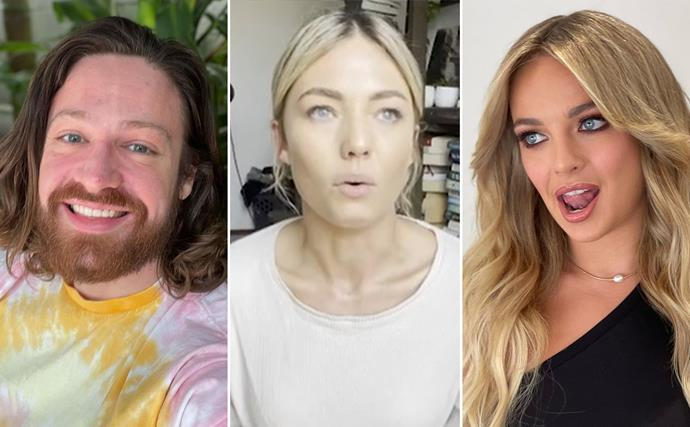 Stars react to Sam Frost's controversial COVID-19 vaccination video: Matt Agnew, Abbie Chatfield and Em Rusciano speak out