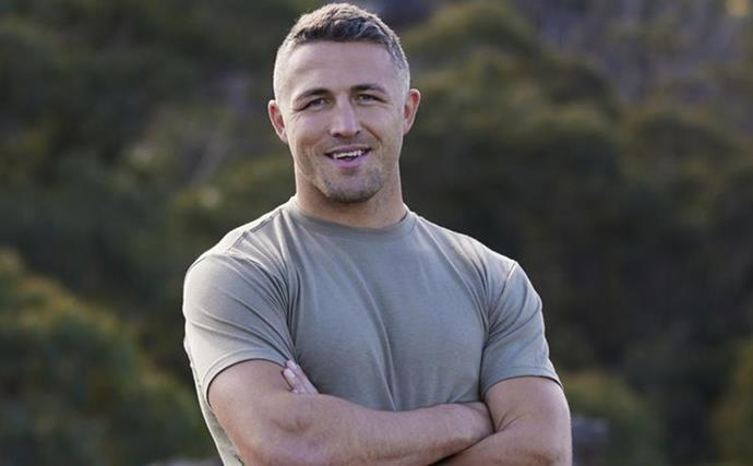 Sam Burgess is the ONLY celebrity recruit to pass selection and ultimately win SAS Australia