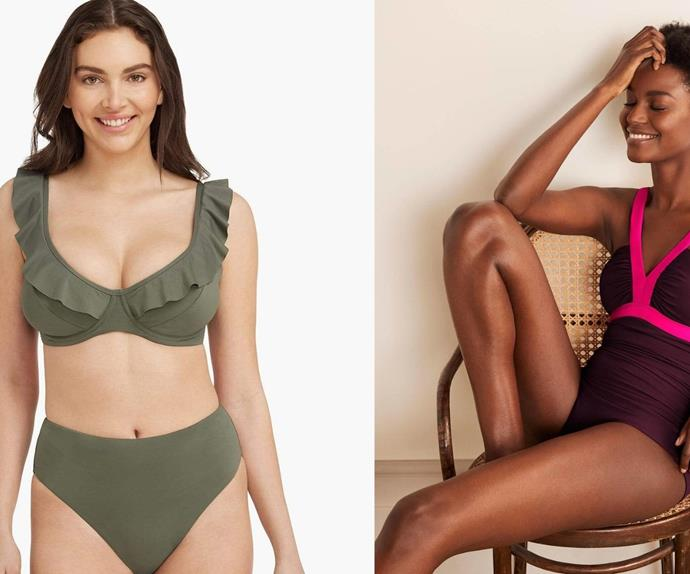Hot mama summer! 10 mum-friendly swimsuits to make you look and feel your absolute best