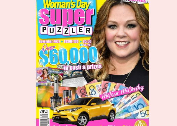 Woman's Day Superpuzzler Issue 166 Online Entry