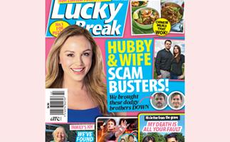Lucky Break Issue 42 Entry Coupon