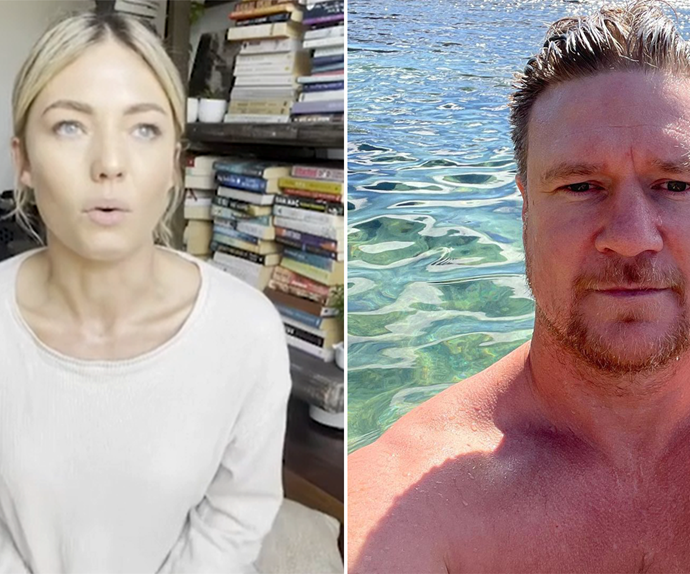 MAFS star Dean Wells appears to defend Sam Frost over COVID vaccine saga: 'We should respect everyone's position'