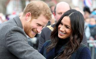 """Prince Harry and Duchess Meghan's surprising new business venture is all about """"investing in each other"""""""