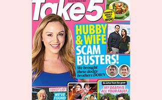 Take 5 Issue 42 Online Entry Coupon