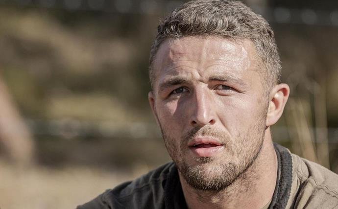This year, Sam Burgess' SAS Australia redemption arc wasn't enough