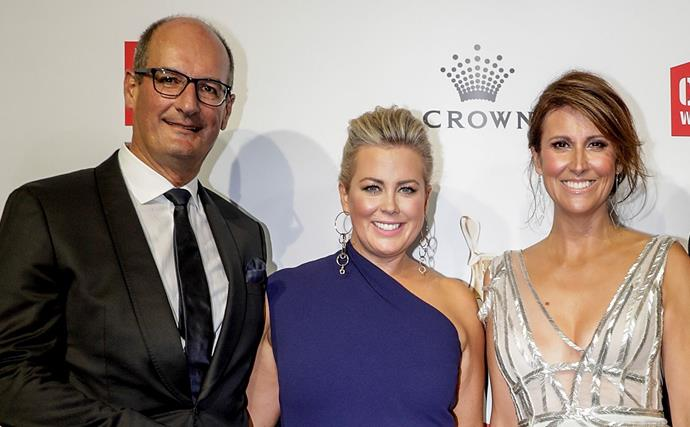 """EXCLUSIVE: Sunrise """"stumped"""" at Samantha Armytage's new gig on Farmer Wants A Wife!"""