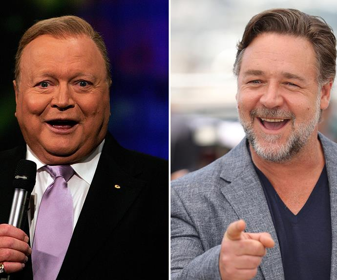 EXCLUSIVE: Russell Crowe set to turn Bert Newton into a movie star with big screen biopic
