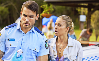Is Felicity behind Home and Away's deadly toxic chemical attack?