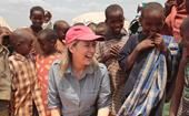 """Melissa Doyle reflects on her life-changing trip to Kenya ten years on: """"The world has clearly and irreversibly changed"""""""