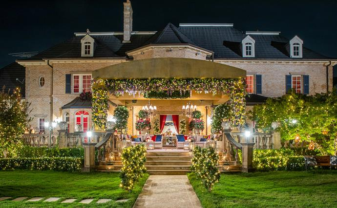Inside the lavish French country-style mansion where The Bachelorette Australia 2021 is filmed