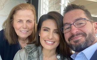 Meet the members of Ada Nicodemou's close-knit family and see their sweetest moments and milestones through the years