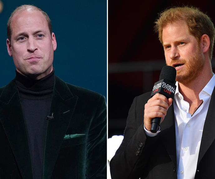Are Prince William and Prince Harry planning a reunion? Wills lets a telling detail slip on stage