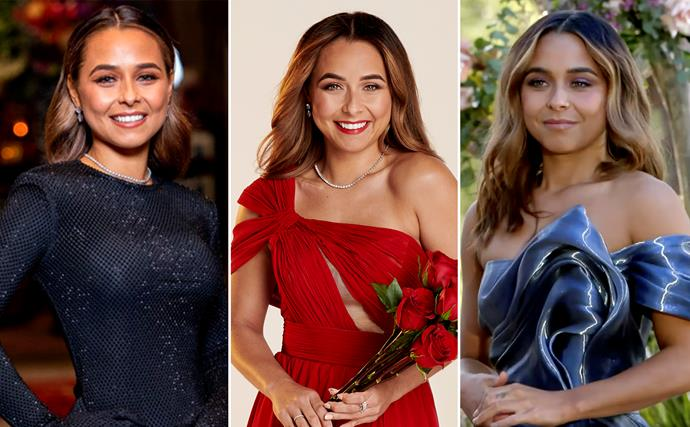 The good, the bad and the Bachie! All of Brooke Blurton's biggest fashion moments on The Bachelorette 2021